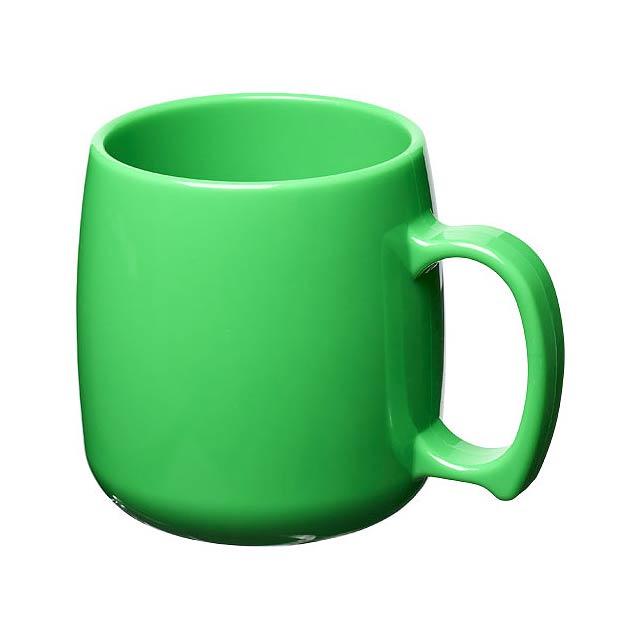 Plastový hrnek Classic 300 ml - zelená