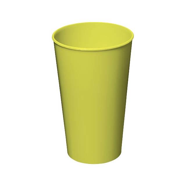 Plastový kelímek Arena 375 ml - citrónová - limetková