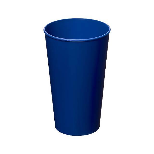 Plastový kelímek Arena 375 ml - modrá