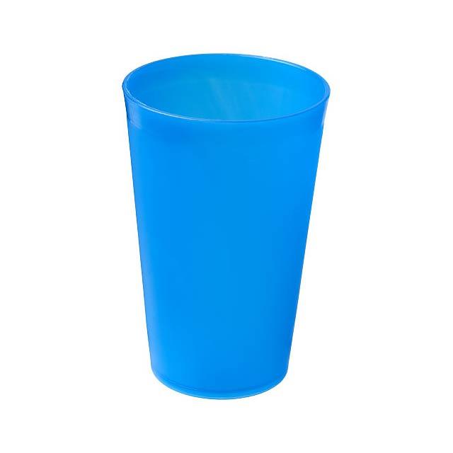 Plastový kelímek Drench 300 ml - modrá