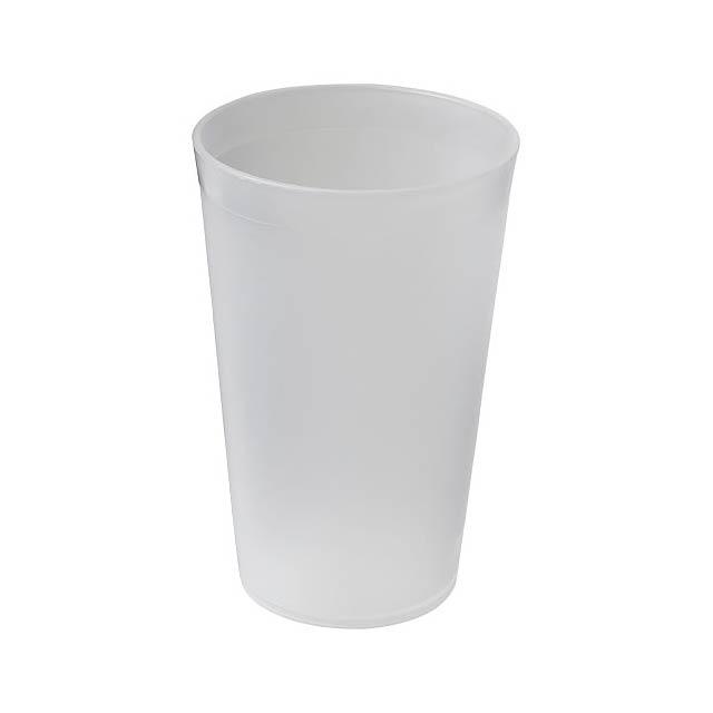 Plastový kelímek Drench 300 ml - transparentní