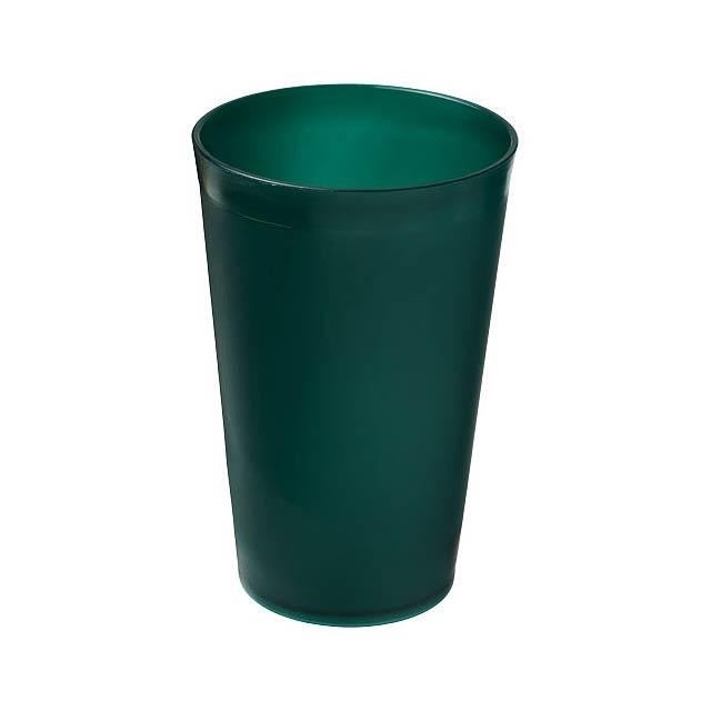 Plastový kelímek Drench 300 ml - zelená