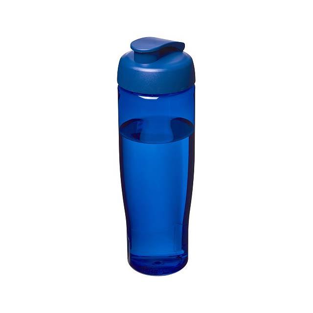 Sportovní láhev s vyklápěcím víčkem H2O Tempo® 700 ml - modrá