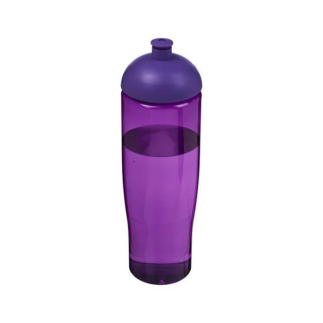 Sportovní láhev s kupolovitým víčkem H2O Tempo® 700 ml - fialová