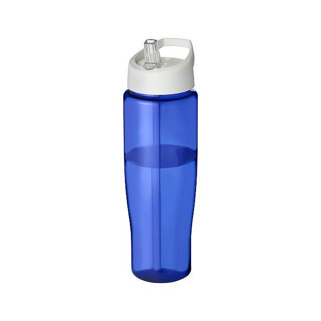Sportovní láhev s víčkem s hubičkou H2O Tempo® 700 ml - modrá