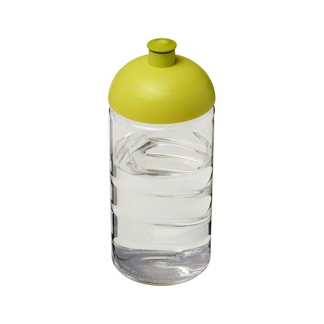 Láhev s kupolovitým víčkem H2O Bop® 500 ml - transparentní