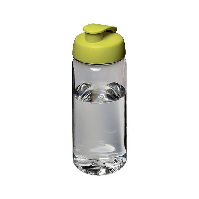 Sportovní láhev s vyklápěcím víčkem Octave Tritan™ 600 ml - transparentní