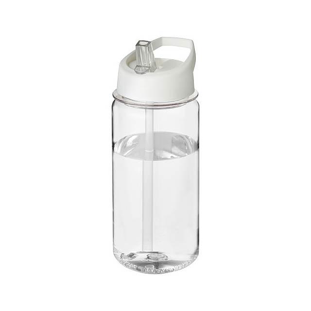 Sportovní láhev s víčkem s hubičkou Octave Tritan™ 600 ml - transparentní