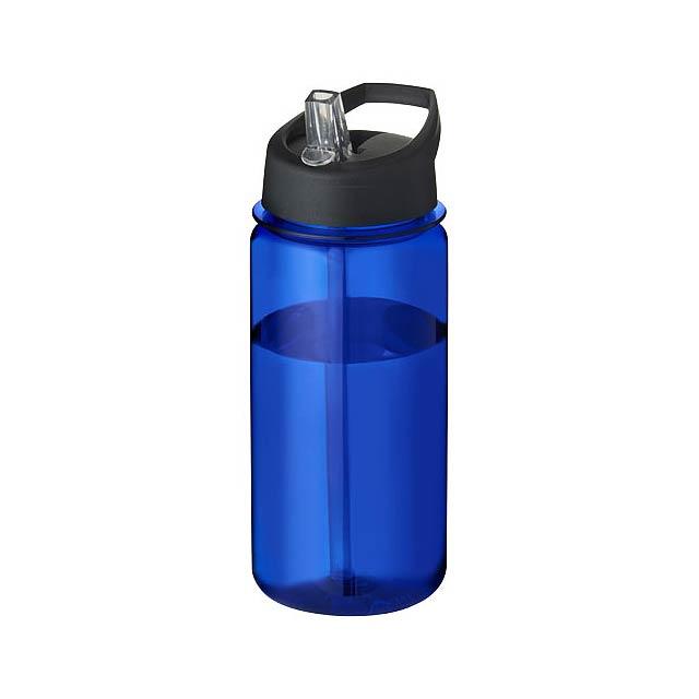 Sportovní láhev s víčkem s hubičkou Octave Tritan™ 600 ml - modrá