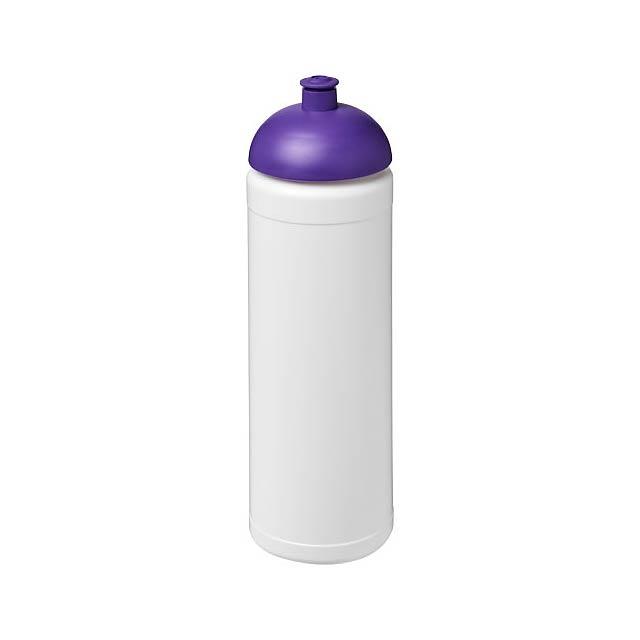 Sportovní láhev s kupolovitým víčkem Baseline® Plus 750 ml - bílá