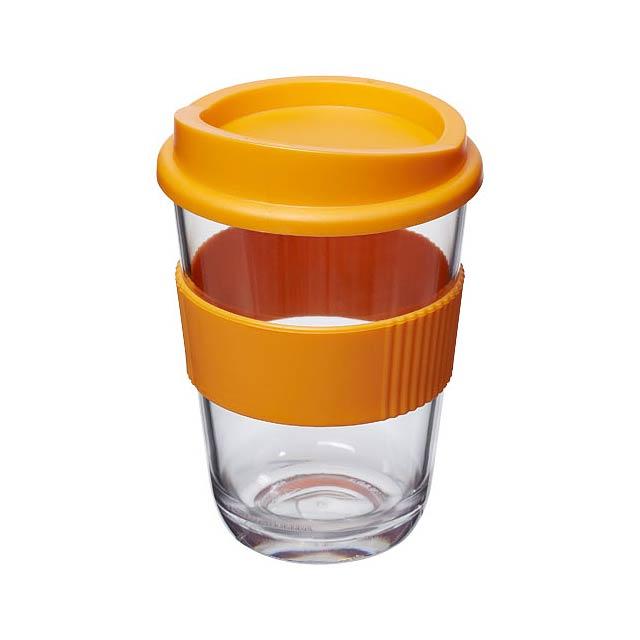 Americano® Cortado 300 ml kelímek s rukojetí - oranžová