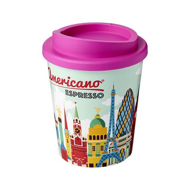 Termo hrnek Brite-Americano® espresso 250 ml - fuchsiová (tm. růžová)