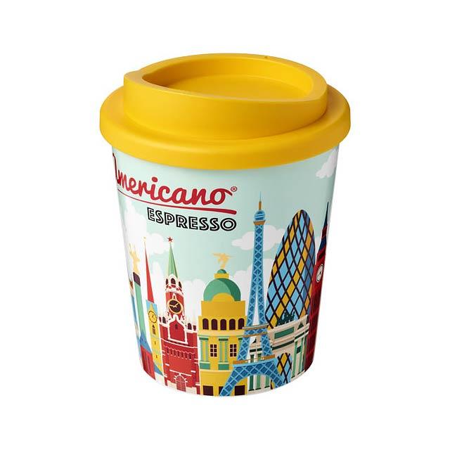 Termo hrnek Brite-Americano® espresso 250 ml - žlutá
