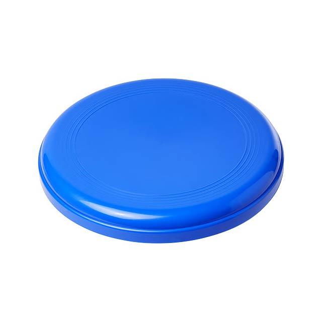 Střední plastové frisbee Cruz - modrá