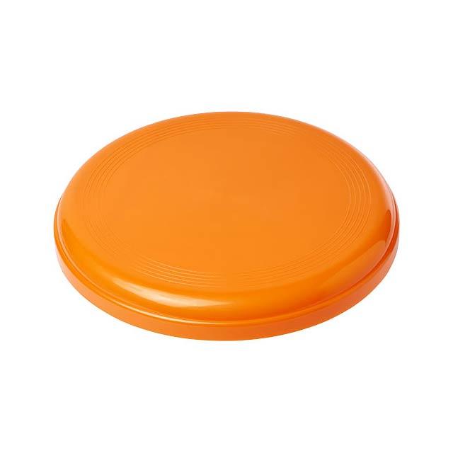 Střední plastové frisbee Cruz - oranžová