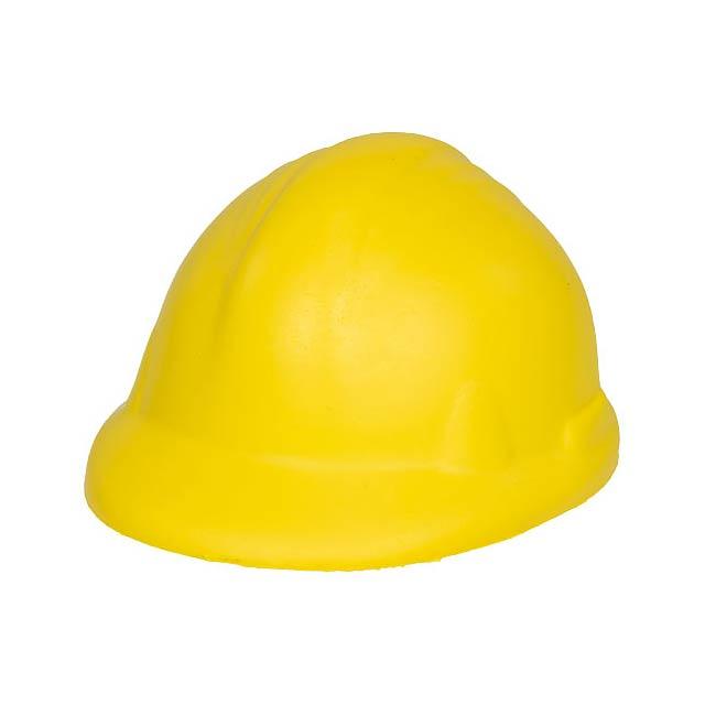 Antistresová přilba Sara - žlutá