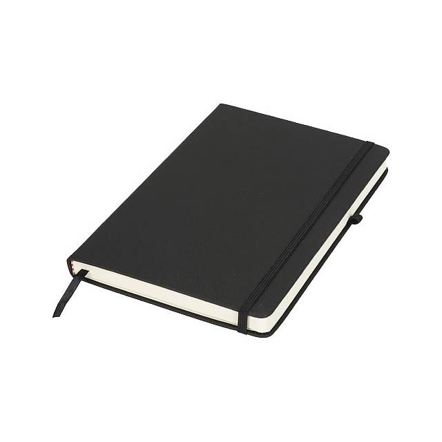 Středně velký zápisník Rivista - černá
