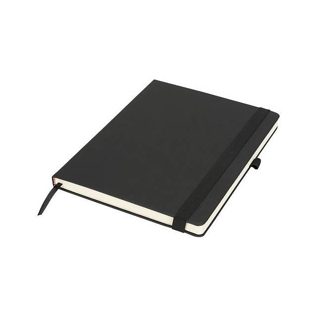Velký zápisník Rivista - černá