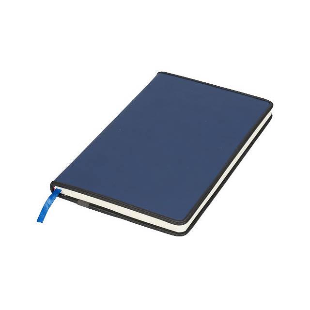 Zápisník Lincoln z PU - modrá