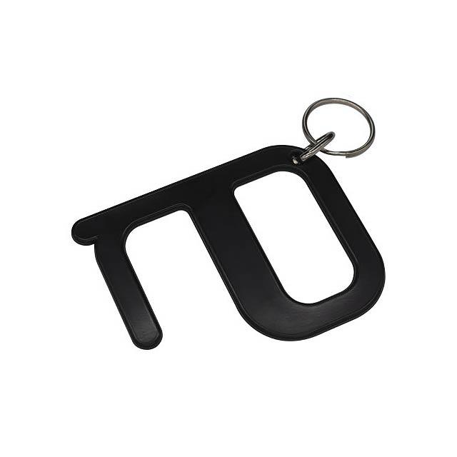 Hygienický klíč - čierna