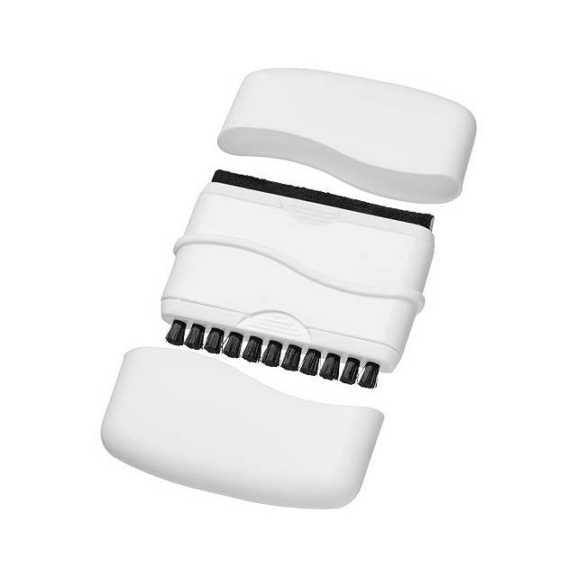 Broom metla na počítač - bílá