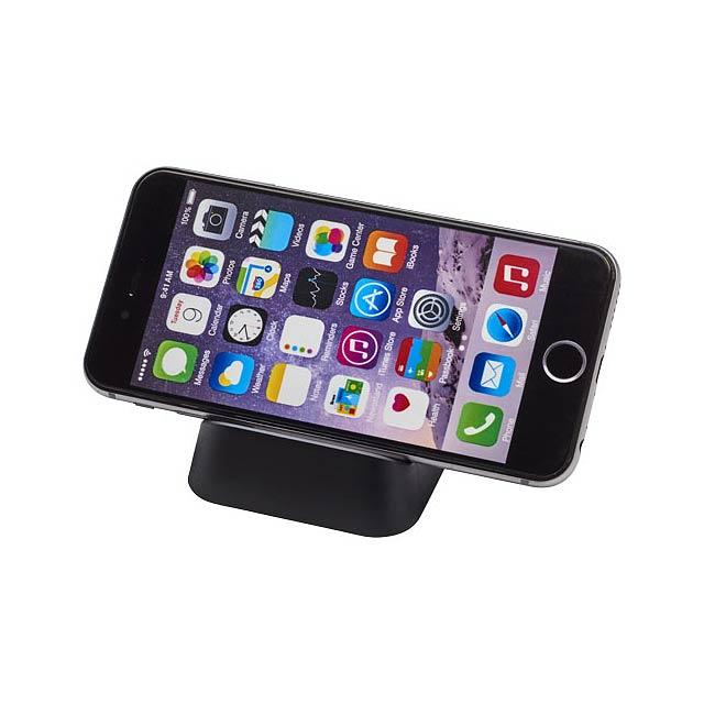 Plastový držák telefonu Crib - černá