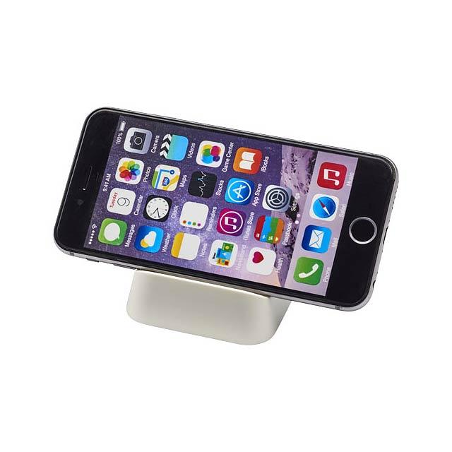 Plastový držák telefonu Crib - bílá