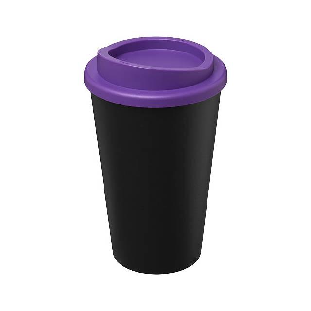 Americano Eco 350 ml recyklovaný kelímek - černá