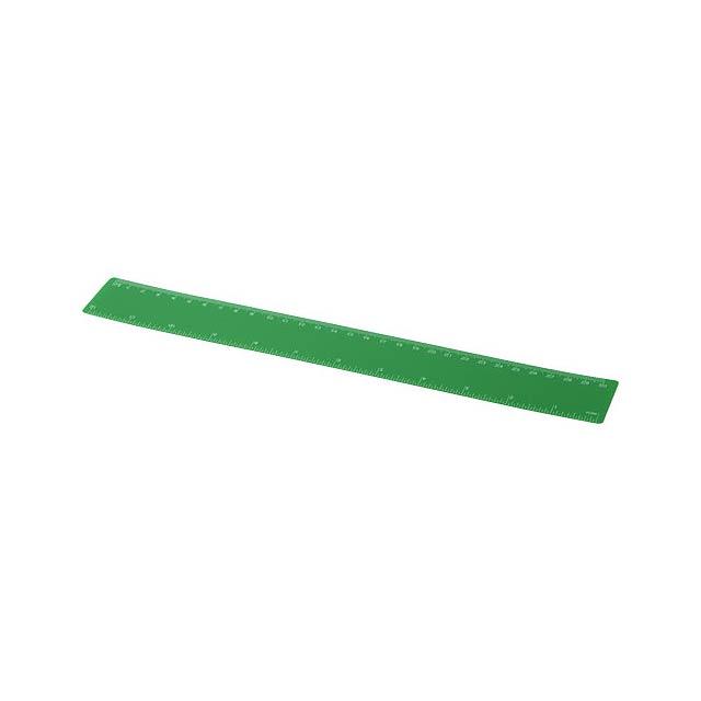 Pravítko Rothko 30 cm PP - zelená
