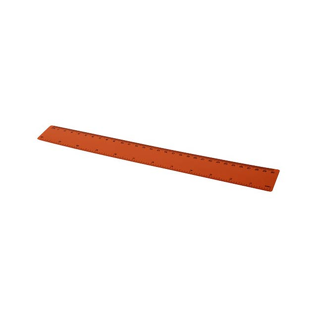 Pravítko Rothko 30 cm PP - oranžová