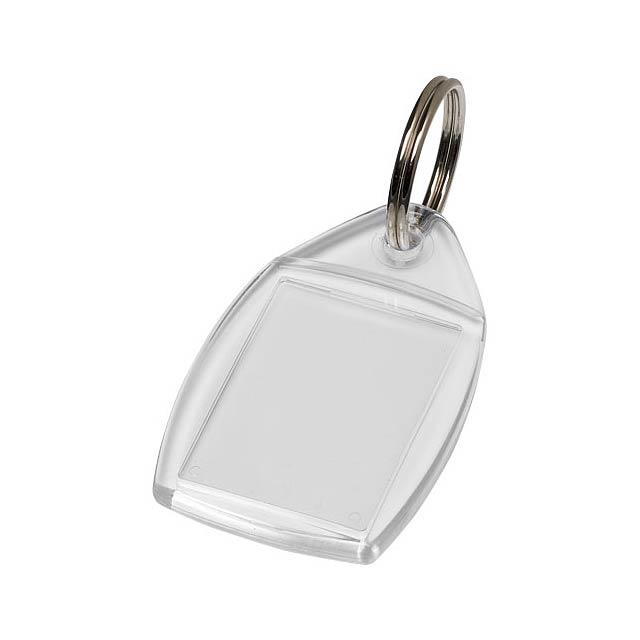 Klíčenka Access P5 - transparentní