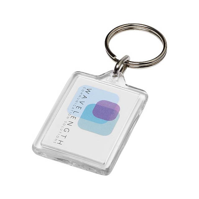 Kompaktní klíčenka Midi Y1 - transparentní