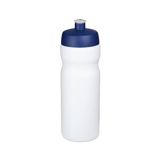 Baseline® Plus 650 ml sportovní lahev - bílá