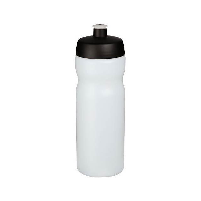 Baseline® Plus 650 ml sportovní lahev - transparentní