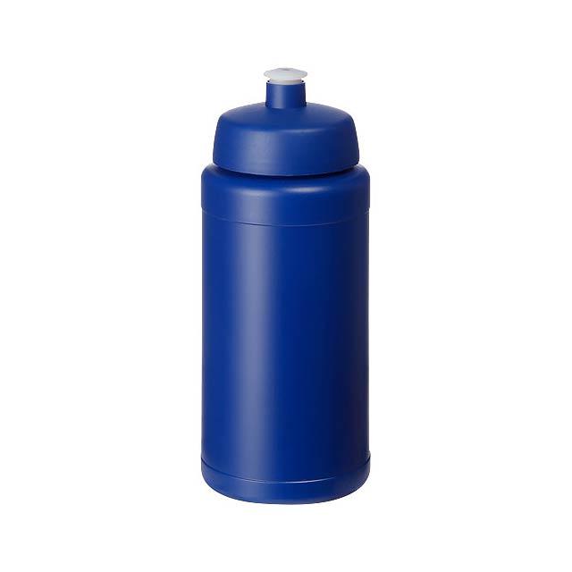 Baseline® Plus 500 ml lahev se sportovním víčkem - modrá