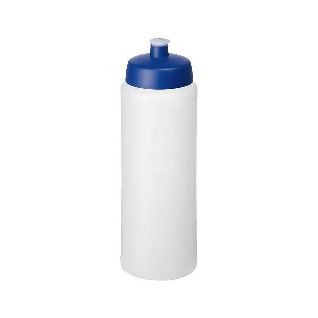 Baseline® Plus grip 750 ml sportovní lahev s víčkem na sport - transparentní