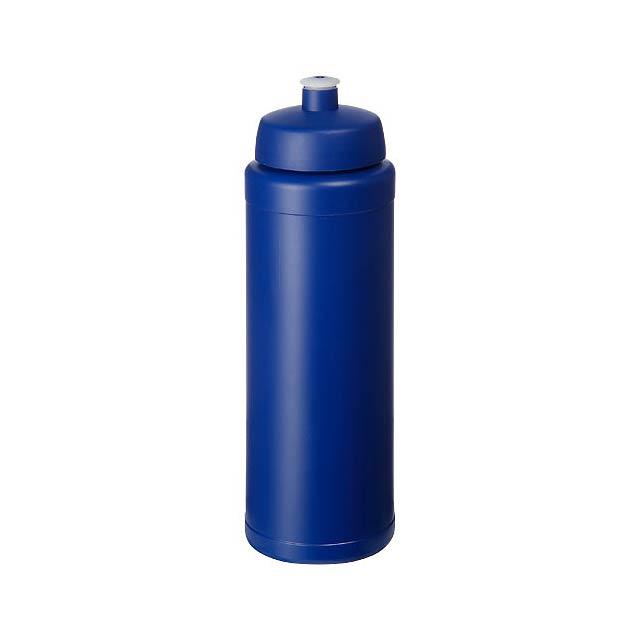 Baseline® Plus grip 750 ml sportovní lahev s víčkem na sport - modrá