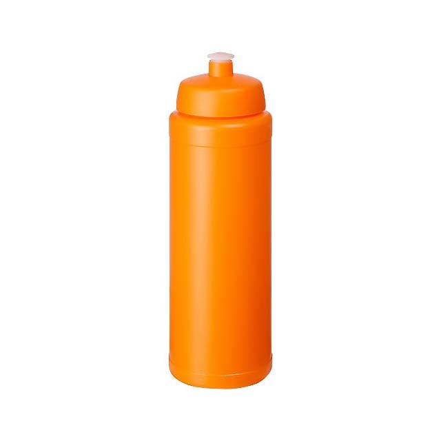 Baseline® Plus grip 750 ml sportovní lahev s víčkem na sport - oranžová