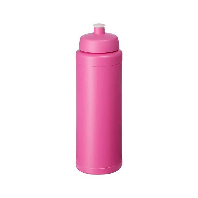 Baseline® Plus grip 750 ml sportovní lahev s víčkem na sport - fuchsiová (tm. růžová)