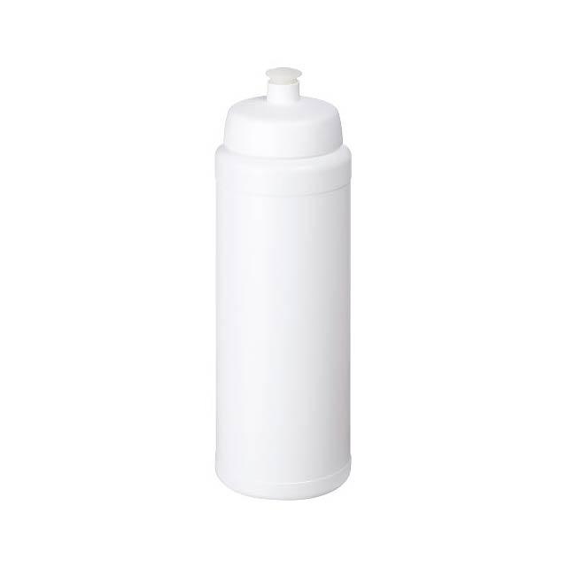 Baseline® Plus 750 ml lahev se sportovním víčkem - bílá