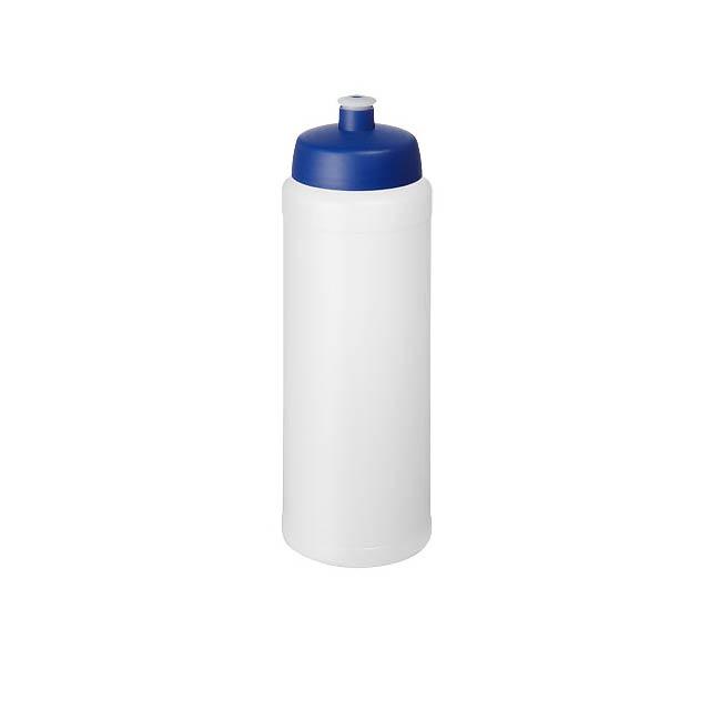 Baseline® Plus 750 ml lahev se sportovním víčkem - transparentní