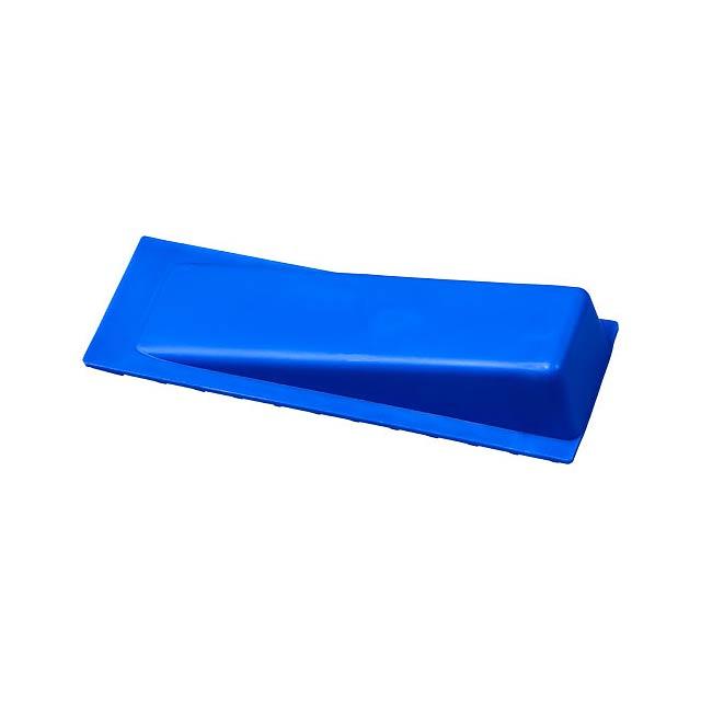 Dveřní zarážka Dana - modrá