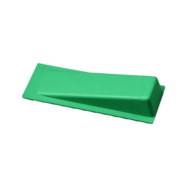Dveřní zarážka Dana - zelená