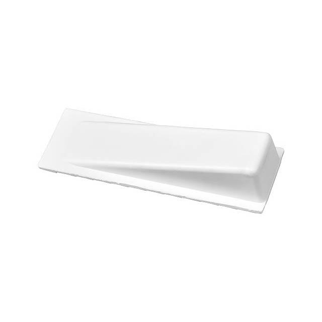 Dveřní zarážka Dana - bílá
