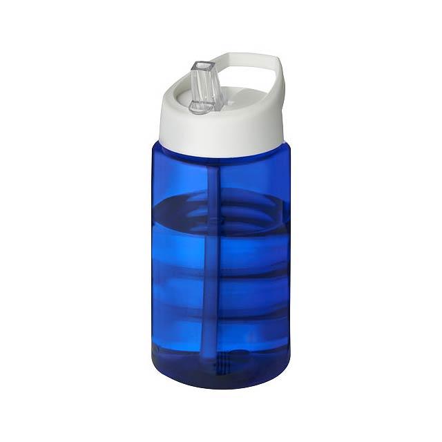 Sportovní láhev svíčkem shubičkou H2O Bop 500 ml - modrá