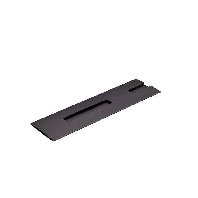 Papierverpackung PLUS - schwarz