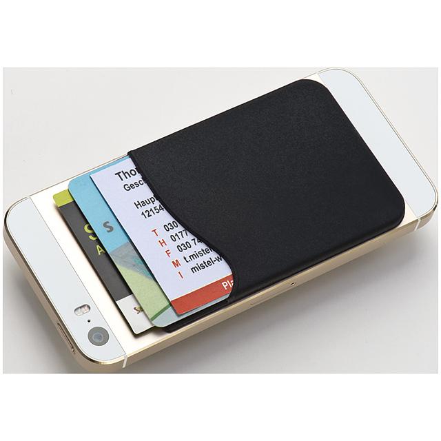 Pouzdro na smartphone - černá