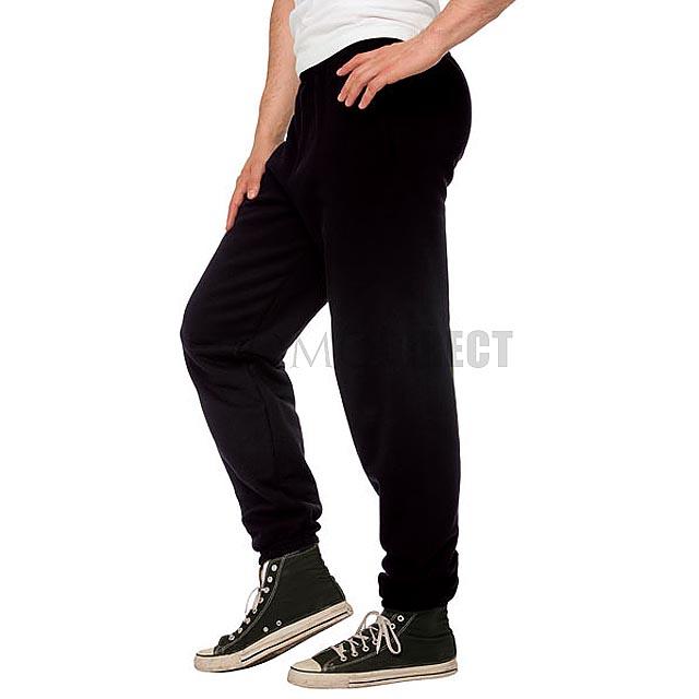 Fruit of the Loom - Pánské sportovní kalhoty - černá