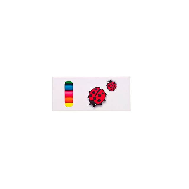 Pastelky LUMINO 5 - multicolor