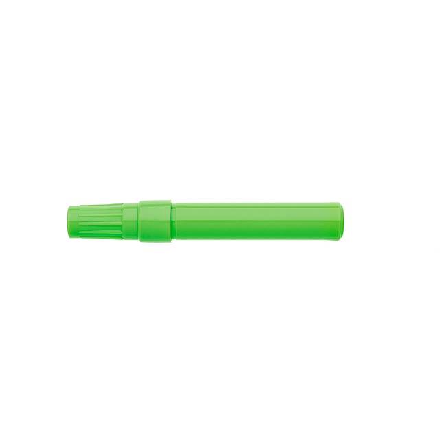Zvýrazňovač FESTA - zelená